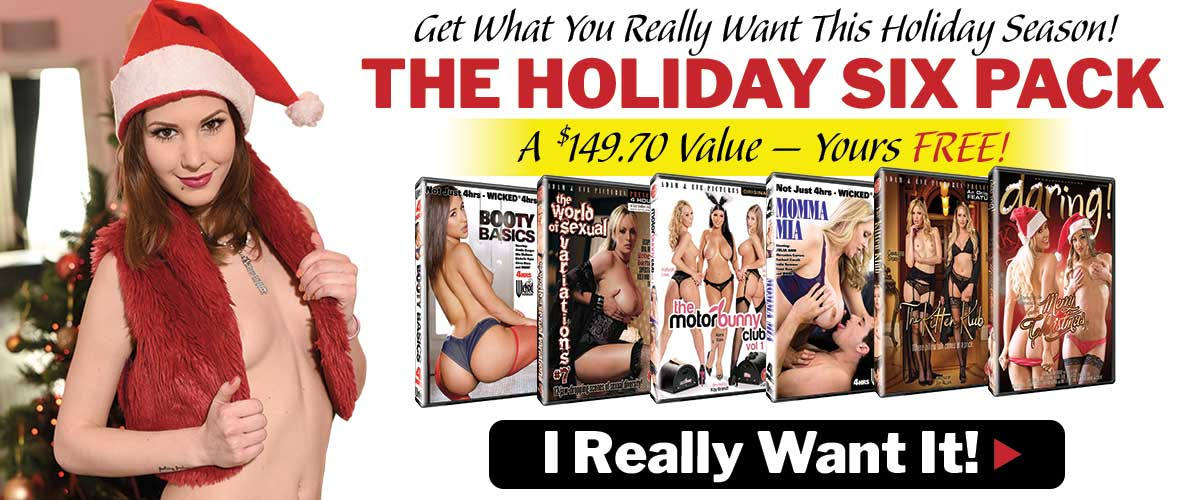 Get the Holiday 6-pack, a $149.70 Value -- FREE with your order of $17 or more!