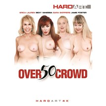 Four females topless over 50 crowd