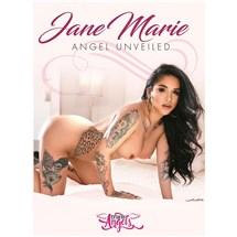TS female nude posing in doggie position Jane Marie