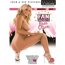 Nude blonde female posing wearing heels fan favorite bree olson