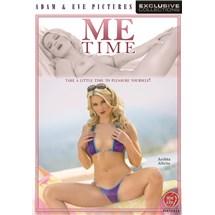 Blonde female posed seated wearing bikini silohouette of female in ecstasy