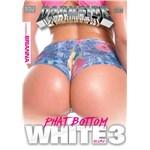 Image of female buttocks in skimpy shorts phat bottom white