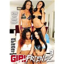 Four females posed wearing lingerie and bikinis girl friendz