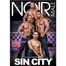 Four males posed topless sin city