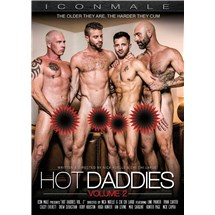 Four males together posed nude hot daddies