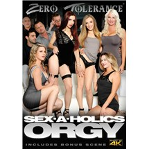 Females and males posing in group photo sexaholic orgy