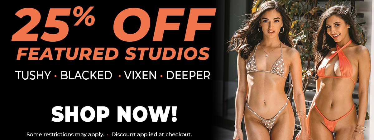 Save 25% Off when you shop our featured studios now! Some restrictions may apply. Discount applied at checkout.