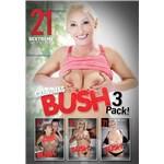 Various females caressing and displaying breasts grandma bush